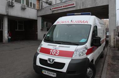 В Киеве пьяный мужчина жестоко избил собственную мать