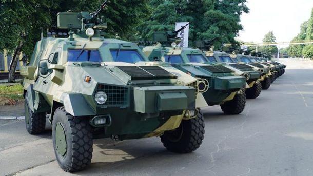 «Укроборонпром» представил лучшие военные разработки года