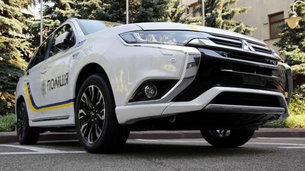 Автомобили Митцубиши для Нацполиции будут стоить около $50 тыс. —Аваков