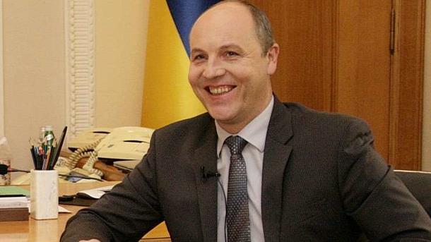 Парубий заявляет осуществования плана дестабилизации работы Рады