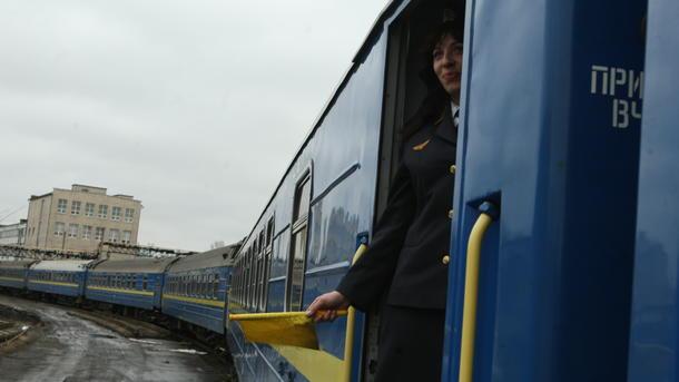 Дополнительный поезд вСумах— Повод развеяться