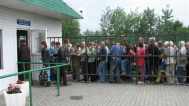 Польша закрывает пешеходный переход границы с Украинским государством