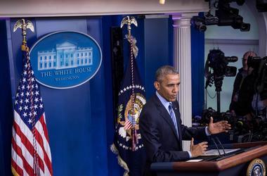 Обама представит Конгрессу доклад о вмешательстве России в выборы США