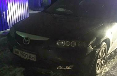 В Киеве произошла ночная погоня со стрельбой