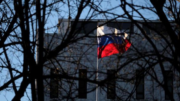 США высылают 35 русских дипломатов изстраны