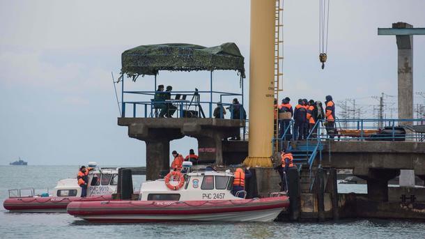 Версия теракта наборту Ту-154 неподтвердилась
