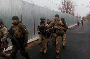 Появились фото спецоперации по задержанию головореза под Одессой