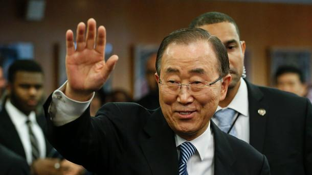 Генеральный секретарь ООН сравнил себя сЗолушкой, «для которой в 12 часов ночи всё изменится»