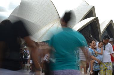 В давке на музыкальном фестивале в Австралии пострадали не менее 60 человек