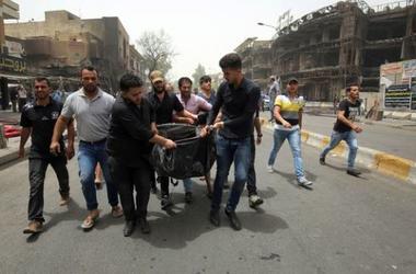 В Багдаде прогремел взрыв: много убитых и раненых