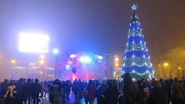 Вновогоднюю ночь гарантами безопасности украинцев будет свыше 10 000 правоохранителей