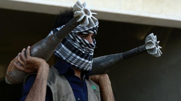 ГруппировкаИГ взяла насебя ответственность завзрывы вБагдаде