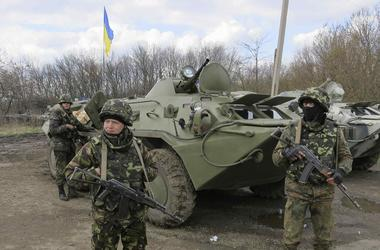 Не до праздников: украинские военные понесли потери