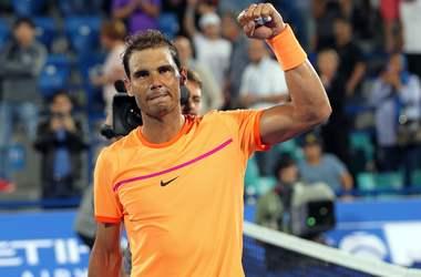 Рафаэль Надаль выиграл теннисный турнир в Абу-Даби