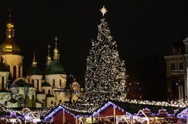 Новый год Украина встретит без снега или сильных морозов