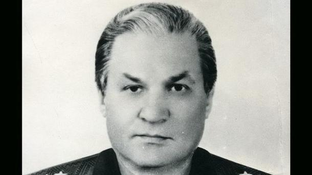 Валерий Маликов. Фото пресс-службы СБУ