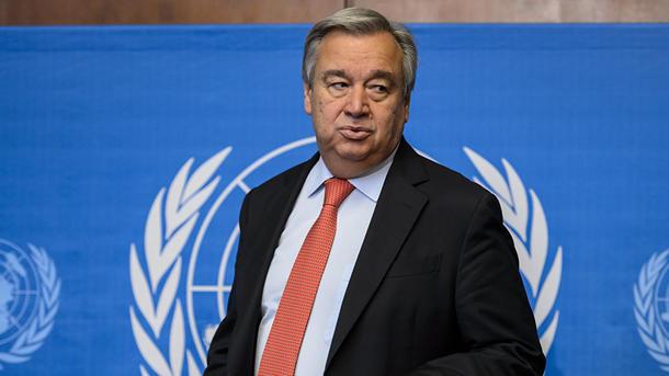 Антониу Гутерриш официально вступил вдолжность генерального секретаря ООН