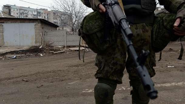 Боевики продолжили обстрелы. Фото: AFP