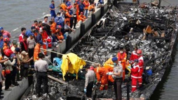 23 человека сгорели живьем напароме