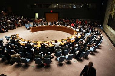 """США, Франция и Германия прокомментировали """"российскую"""" резолюцию СБ ООН"""