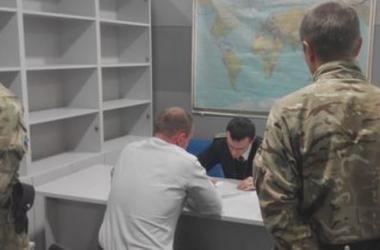 Под Новый год в Борисполе задержали россиянина, подозреваемого в терроризме