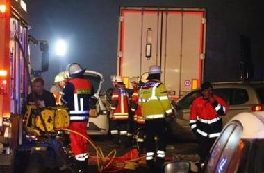 Смертельное ДТП в Баварии: столкнулись 11 машин – есть погибшие и раненные
