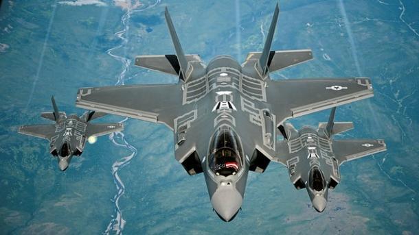 Американские военные поведали, как F-35 готовится кпротивостоянию русской ПРО