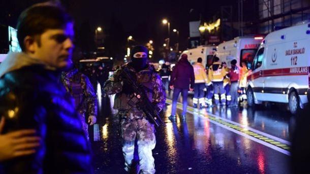 ВСовбезе осудили «варварский» теракт вСтамбуле