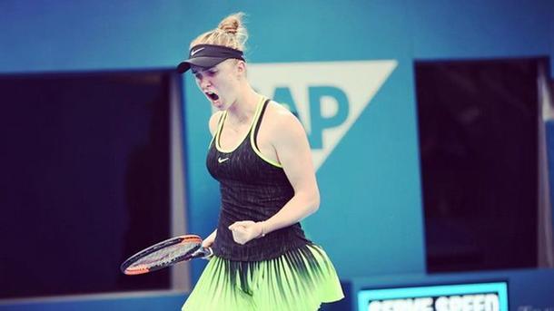 Брисбен (WTA). Свитолина обыграла Пуиг впервом матче сезона