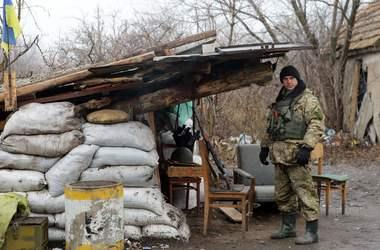 На Донбассе боевики нанесли урон военным