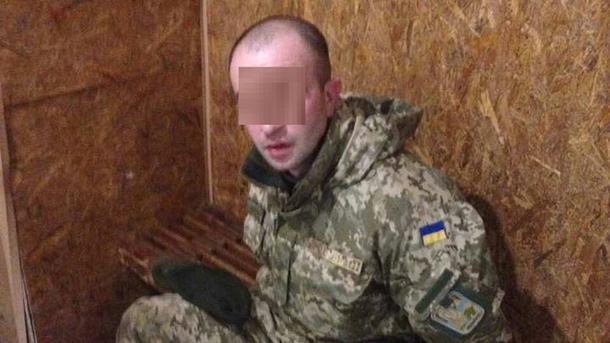 Военный пытался изнасиловать пожилую женщину вНиколаеве