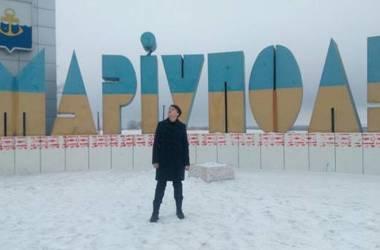 Савченко прибыла на Донбасс