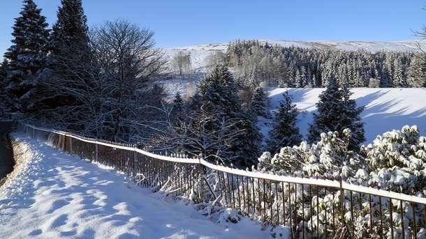 В столице наРождество установится 30-градусный мороз