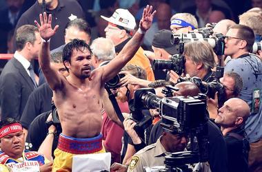 Мэнни Пакьяо хочет 20 миллионов за бой с осужденным чемпионом мира