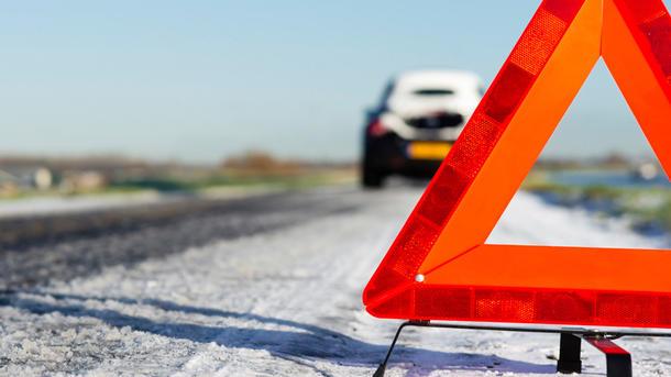 ДТП воЛьвовской области: легковушка врезалась вавтобус спассажирами