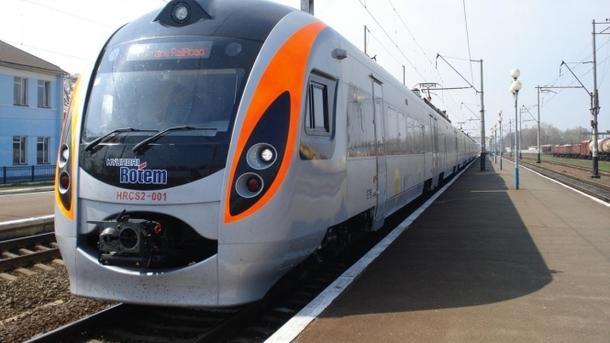 Поезд Интерсити Киев-Перемышль травмировал 84-летнего мужчину