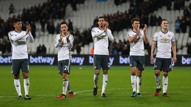 «Манчестер Юнайтед» переиграл «Вест Хэм» благодаря голам Маты иИбрагимовича