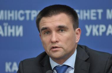 Климкин объяснил, когда можно начинать говорить о снятии санкций с РФ