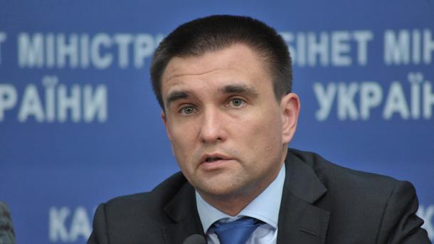 Климкин продемонстрировал новому главе ОБСЕ последствия русской агрессии наДонбассе