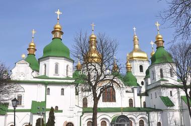В Софии Киевской обнаружили тысячелетнюю надпись