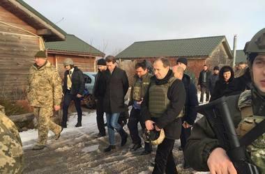 Нардеп рассказал, зачем глава ОБСЕ приехал на Донбасс