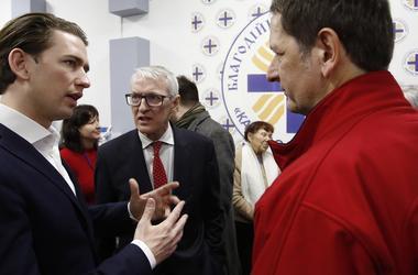 Австрия выделит 2 млн евро на помощь жителям Донбасса