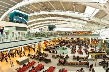 В аэропорту Лондона задержан подозреваемый в подготовке терактов