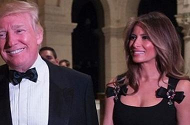 Меланию Трамп сравнили с женой Гитлера