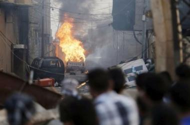Дети-смертники атакуют позиции иракских военных