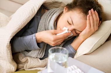 Эпидемия гриппа охватила более 20 областей Украины