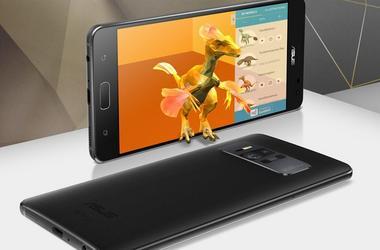 """В мире появился первый смартфон с 8 гигабайтами """"оперативки"""""""