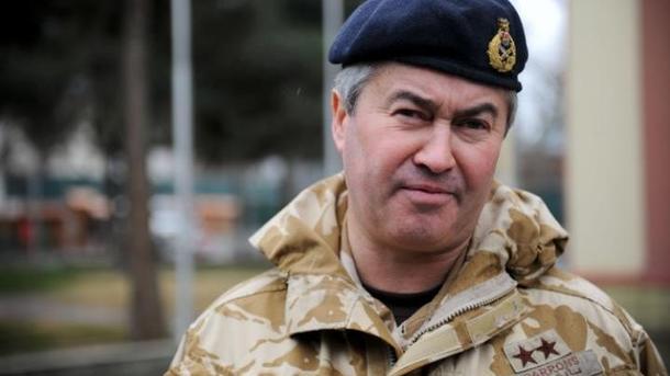 Британский генерал: НАТО вданный момент несправится сРоссией