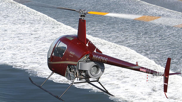 Впорту Лос-Анджелеса разбился вертолет, двое погибли