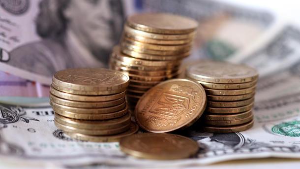 Намежбанке курс гривни упал до27,85 задоллар